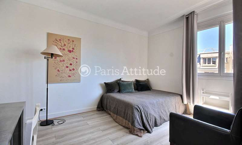 Location Appartement Studio 33m² rue Pierre Nicole, 5 Paris