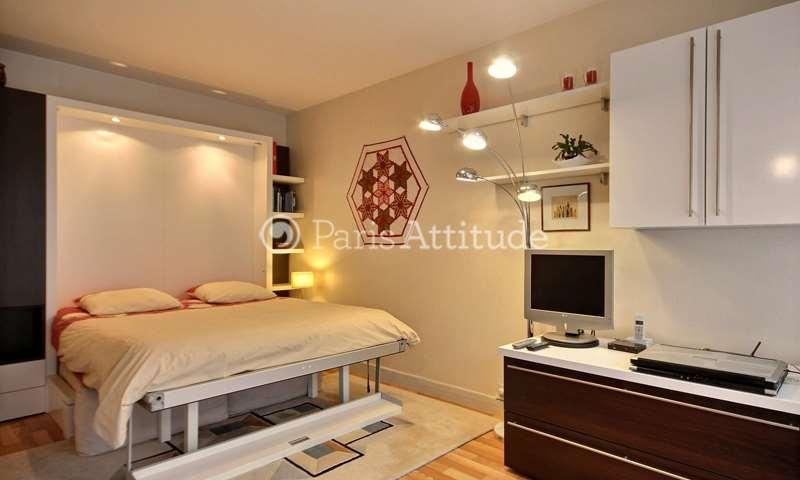 Location Appartement Studio 35m² rue Saint Lambert, 15 Paris