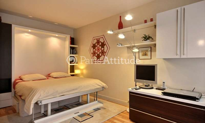 Rent Apartment Studio 35m² rue Saint Lambert, 75015 Paris