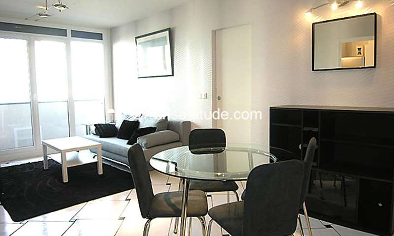 Rent Apartment 1 Bedroom 50m² boulevard Auguste Blanqui, 75013 Paris