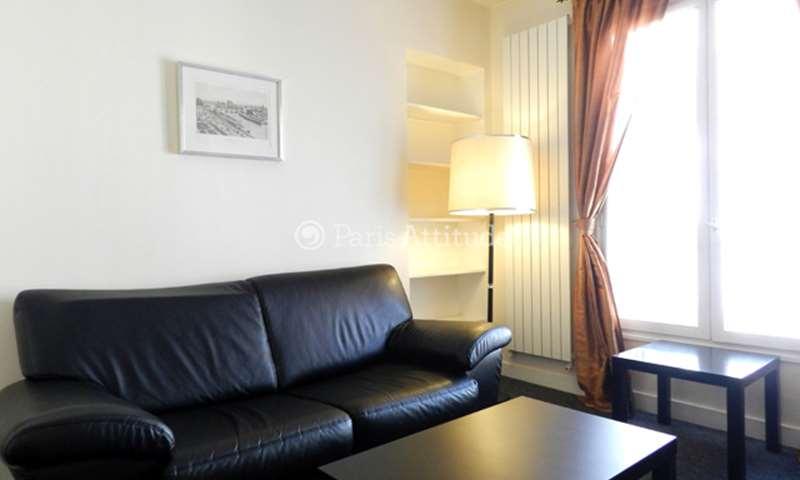 Rent Apartment 1 Bedroom 65m² avenue de Wagram, 8 Paris