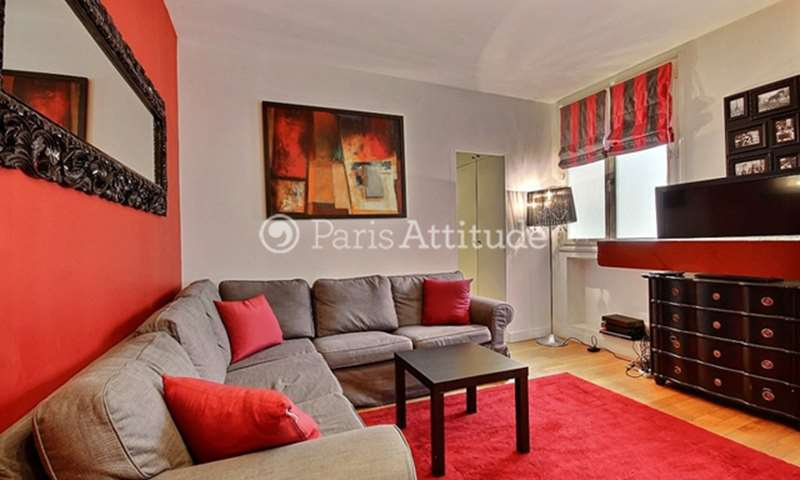 Rent Apartment 1 Bedroom 40m² rue de Ponthieu, 75008 Paris