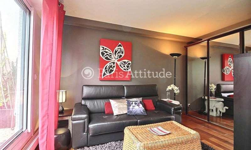 Rent Apartment Studio 24m² rue Beccaria, 75012 Paris