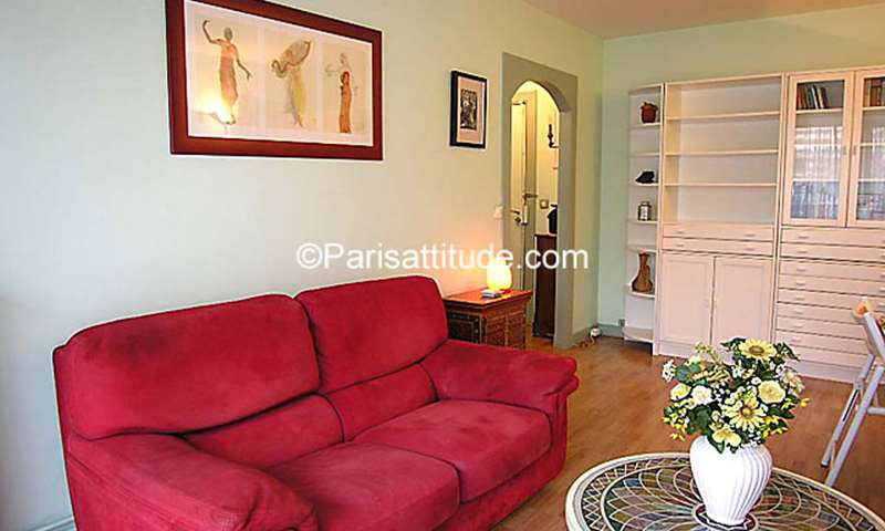 Rent Apartment 1 Bedroom 52m² avenue du General Leclerc, 75014 Paris