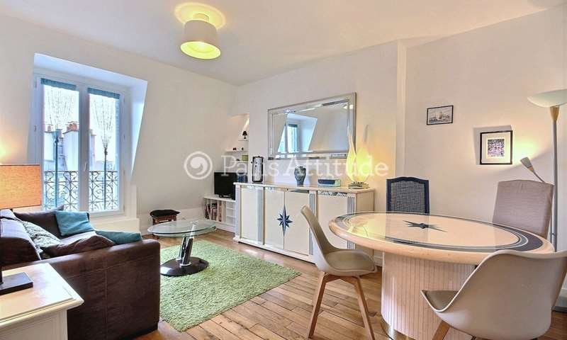 Rent Apartment 1 Bedroom 50m² rue de Dunkerque, 75009 Paris