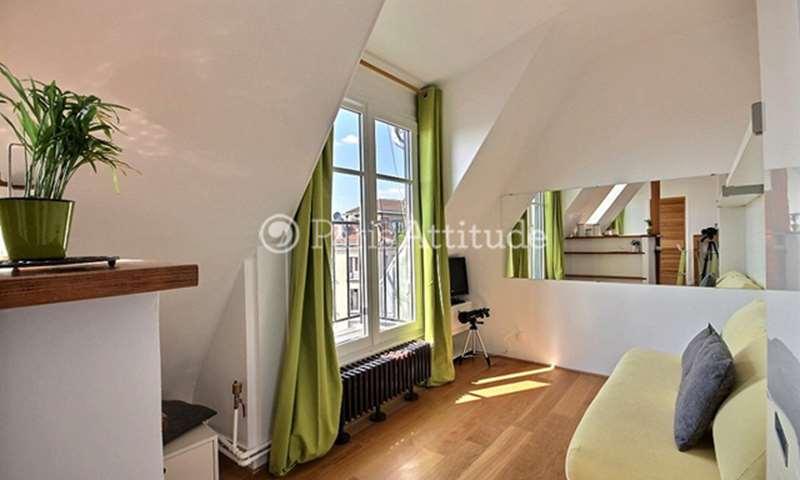 Rent Apartment Studio 22m² rue des Partants, 75020 Paris