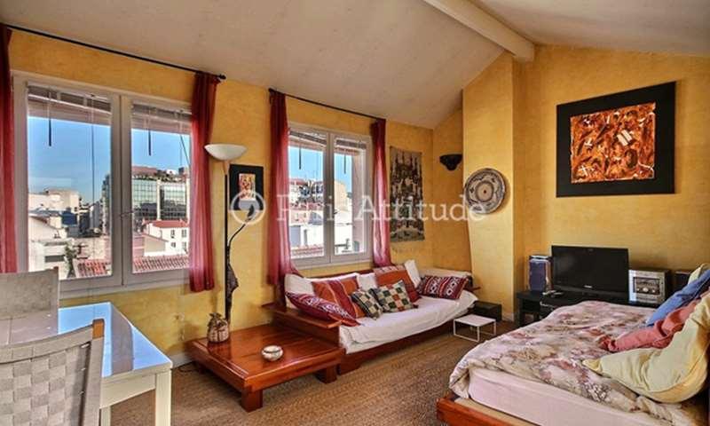 Rent Duplex 1 Bedroom 45m² Rue Diaz, 92100 Boulogne Billancourt