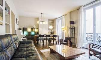 Rent Apartment 2 Bedrooms 75m² boulevard Malesherbes, 8 Paris