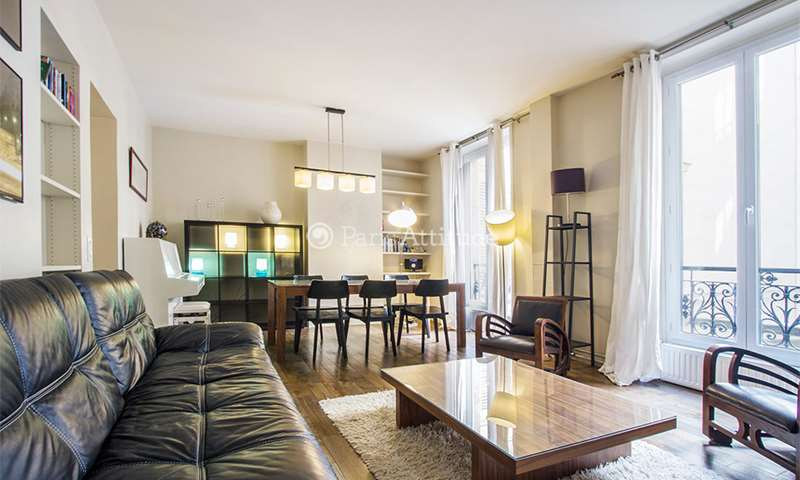 Location Appartement 2 Chambres 75m² boulevard Malesherbes, 8 Paris