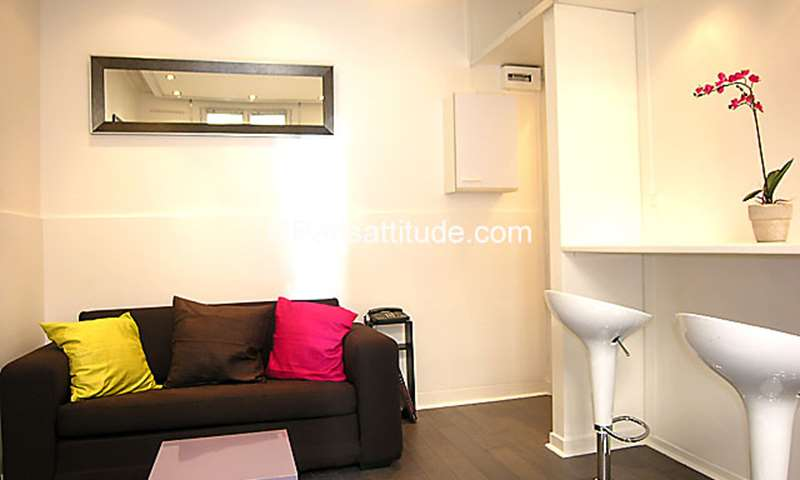 Location Appartement 1 Chambre 33m² boulevard de Port Royal, 75013 Paris