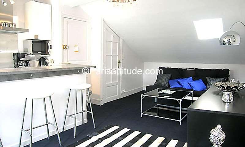 Location Appartement 1 Chambre 36m² rue de l Annonciation, 16 Paris