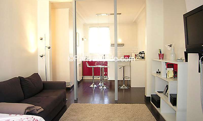 Location Appartement Studio 30m² passage Jean Nicot, 7 Paris