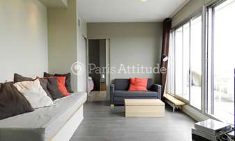 Rent Apartment 1 Bedroom 40m² rue La Fayette, 10 Paris