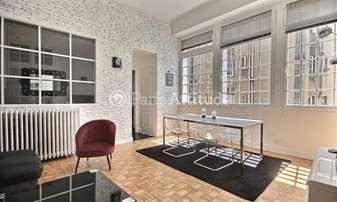 Rent Apartment 1 Bedroom 57m² rue Juliette Lamber, 17 Paris
