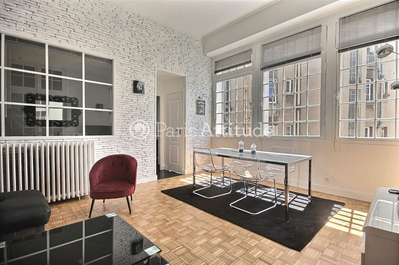Rent Apartment 1 Bedroom 57m² rue Juliette Lamber, 75017 Paris