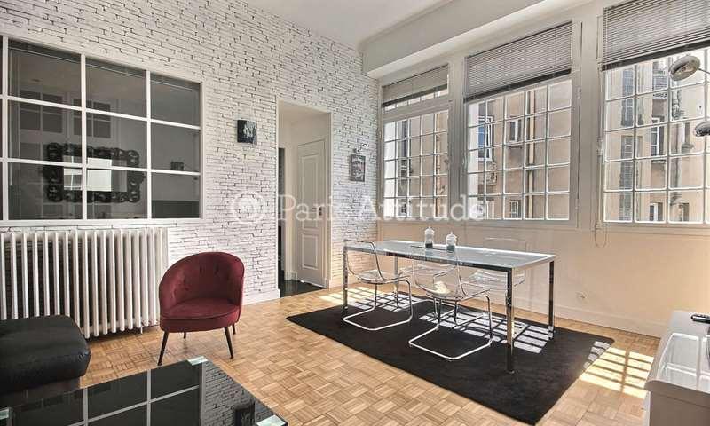 Location Appartement 1 Chambre 57m² rue Juliette Lamber, 75017 Paris