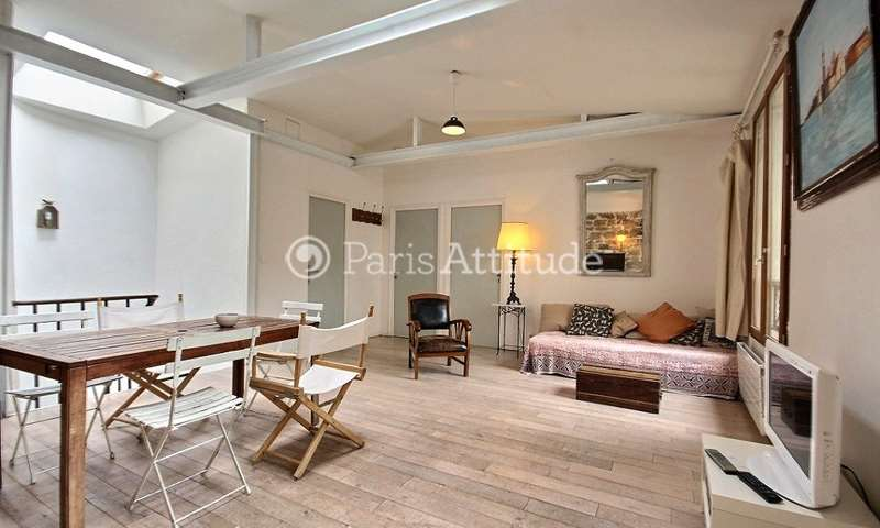 Location Appartement 2 Chambres 80m² rue du Faubourg Du Temple, 75010 Paris