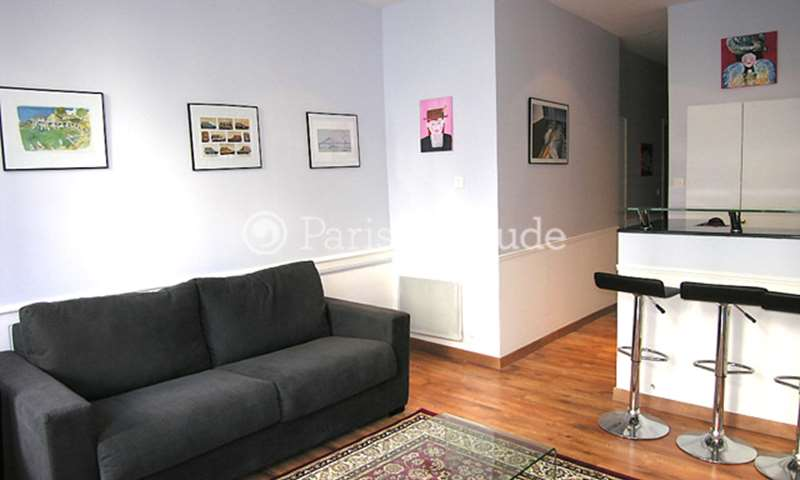 Rent Apartment 1 Bedroom 32m² rue Dauphine, 6 Paris