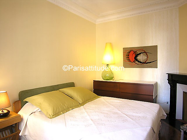 Rent Apartment 1 Bedroom 40m² rue Desnouettes, 75015 Paris