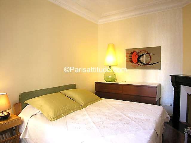 Rent furnished Apartment 1 Bedroom 40m² rue Desnouettes, 75015 Paris