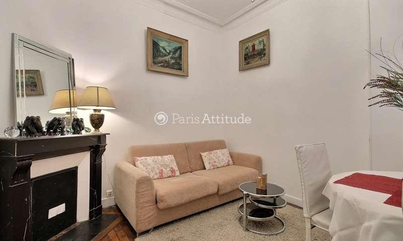 Aluguel Apartamento 1 quarto 32m² rue Damremont, 75018 Paris