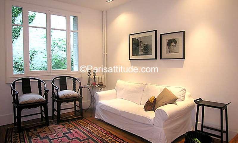 Rent Apartment 1 Bedroom 35m² rue Monsieur, 7 Paris