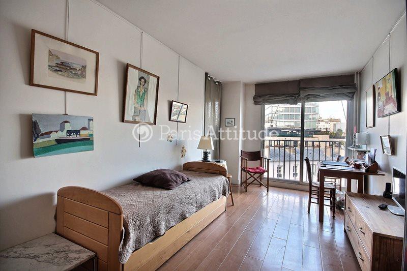 Aluguel Apartamento mobiliado Quitinete 25m² rue Rouelle, 75015 Paris
