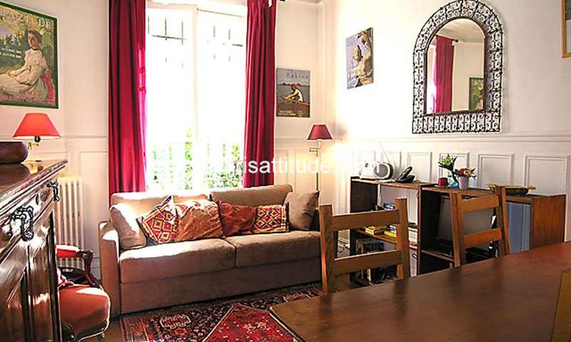Rent Apartment 1 Bedroom 37m² rue Boileau, 16 Paris