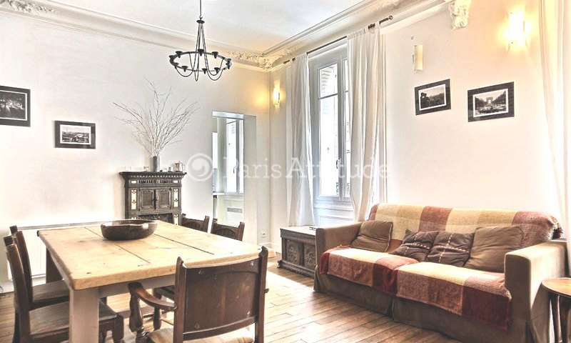 Rent Apartment 2 Bedroom 65m² rue Louis Morard, 75014 Paris