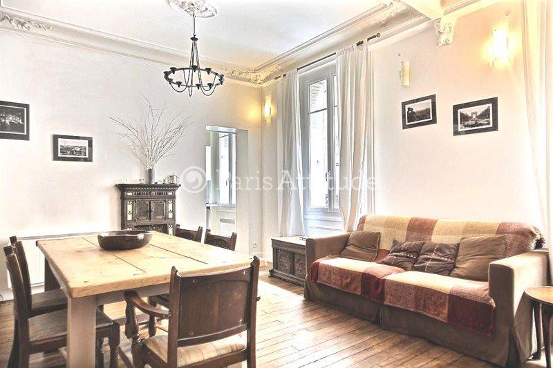 Aluguel Apartamento mobiliado 2 quartos 65m² rue Louis Morard, 75014 Paris