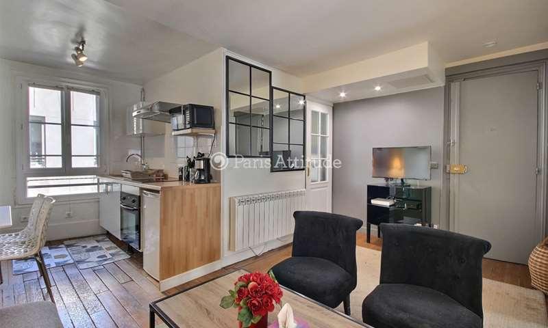 Location Appartement 2 Chambres 55m² rue de Grenelle, 7 Paris