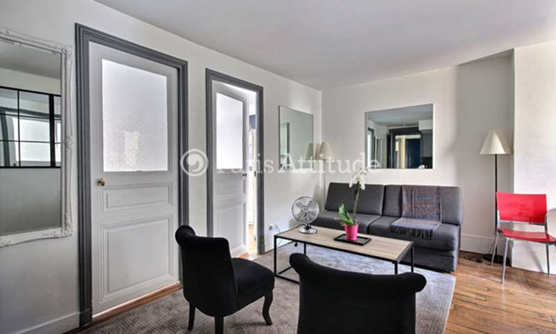Rent Apartment 2 Bedroom 55m² rue de Grenelle, 75007 Paris
