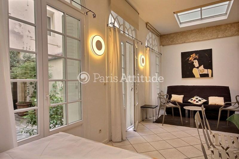 Location Appartement Studio 26m² rue Saint Honore, 75001 Paris