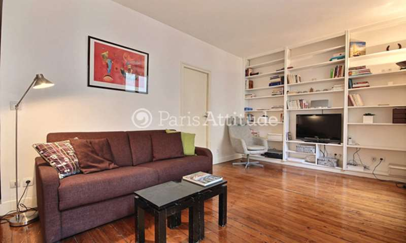 Rent Apartment 1 Bedroom 35m² rue Royer Collard, 75005 Paris