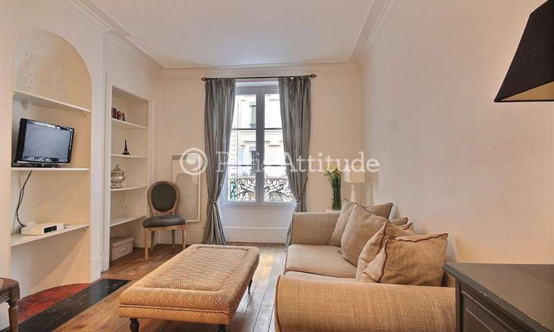Rent Apartment 2 Bedrooms 55m² rue du Champ de Mars, 75007 Paris