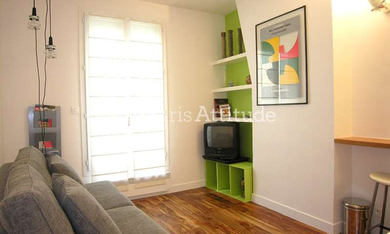 Rent Apartment Studio 14m² rue Saint Paul, 75004 Paris