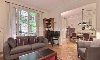 Location Appartement 3 Chambres 140m² rue Raynouard, 16 Paris