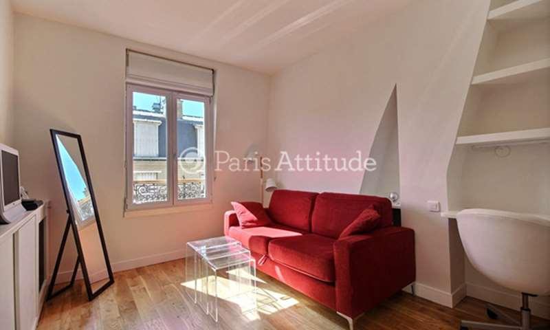 Rent Apartment Studio 18m² rue Edmond Gondinet, 13 Paris