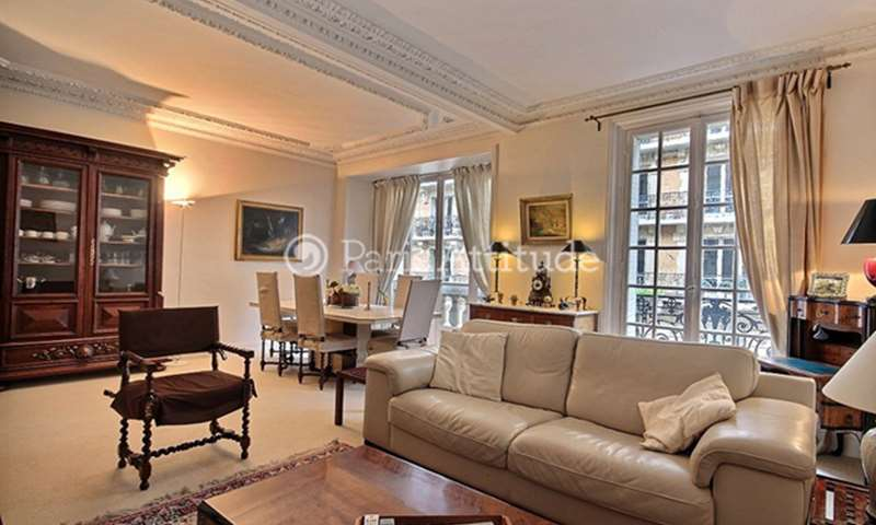 Rent Apartment 1 Bedroom 65m² rue Mizon, 15 Paris