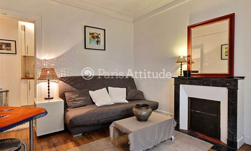 Rent Apartment 1 Bedroom 29m² rue Troyon, 17 Paris