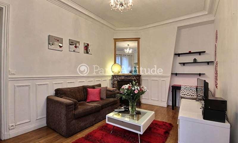 Rent Apartment 1 Bedroom 36m² rue Saint Denis, 2 Paris