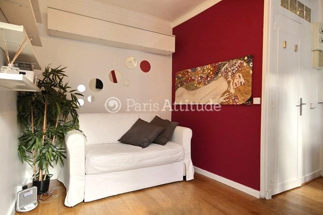 Location Appartement 1 Chambre 25m² boulevard Saint Denis, 75010 Paris