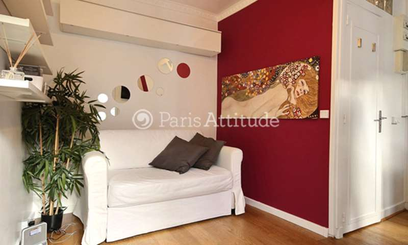 Rent Apartment 1 Bedroom 25m² boulevard Saint Denis, 75010 Paris