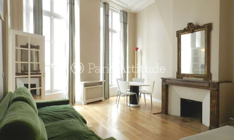 Rent Duplex 2 Bedroom 70m² rue Sainte Anne, 75001 Paris