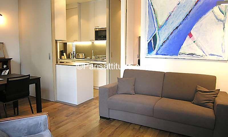 Rent Apartment 1 Bedroom 45m² rue Jacob, 6 Paris