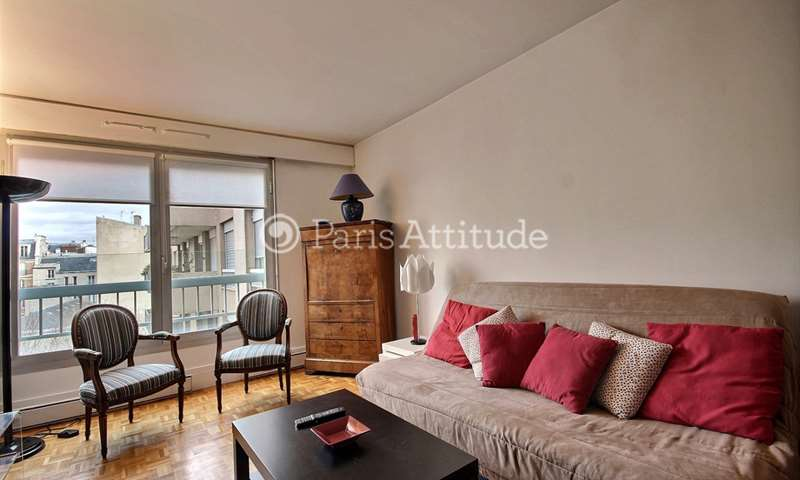 Rent Apartment 1 Bedroom 50m² rue de Clichy, 75009 Paris
