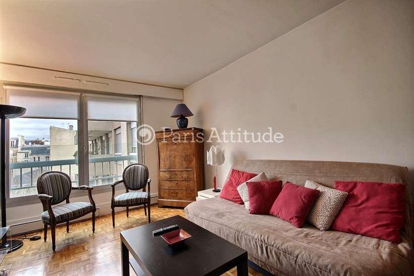 Rent furnished Apartment 1 Bedroom 50m² rue de Clichy, 75009 Paris