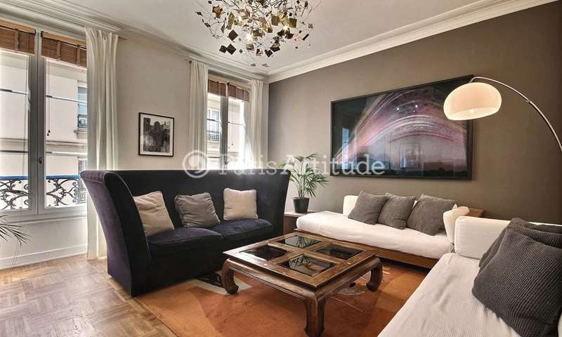 Rent Apartment 2 Bedroom 64m² cite de Trevise, 75009 Paris