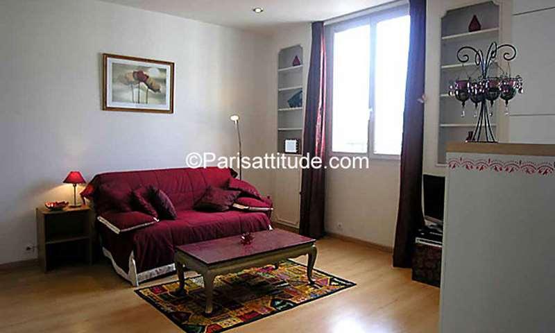 Rent Apartment Studio 28m² rue des Peupliers, 92100 Boulogne Billancourt
