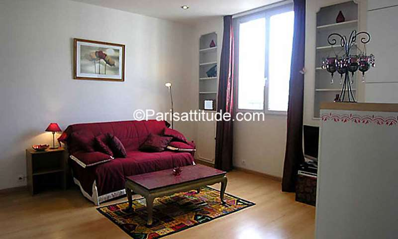 Location Appartement Studio 28m² rue des Peupliers, 92100 Boulogne Billancourt